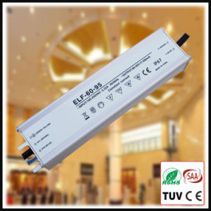 60W Constant Current Waterproof IP67 LED Power Supply with Ce/RoHS pictures & photos