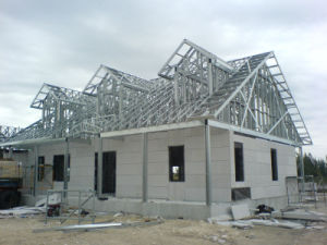 Light Steel Frame House/Prefab House/Container House pictures & photos