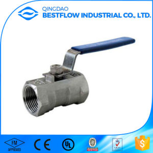 316 3000wog Stainless Steel Ball Valve pictures & photos
