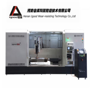 Laser Deep Welding with Alloy Combination pictures & photos