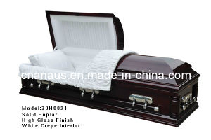 China Casket Manufactures (ANA) for Funeral Services pictures & photos
