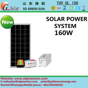 Solar System 160W with AC Output pictures & photos