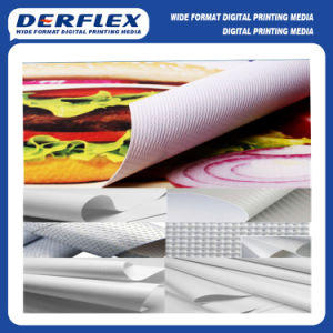 Digital Printing Advertising Flex Banner Media and Sav Sticker Material pictures & photos