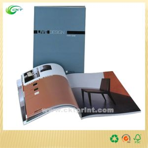 Professional Brochure Printing with Cmyk Printing (CKT-BK-299) pictures & photos