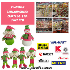Fabric Christmas Decoration Gift (more than 10000 designs) Free Sample pictures & photos