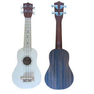 "21"" 4-Strings Ukulele Guitar (CSBL-U303)"