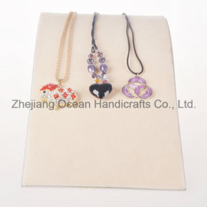 Velvet Necklace Pendant Jewerlry Display Stand (XL-003) pictures & photos