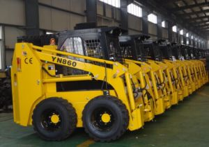 Yineng Yn860 Skid Steer Mini Loader pictures & photos