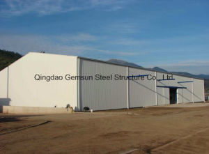 Professional Manufacturer of Steel Structure Warehouse SL-0083 pictures & photos