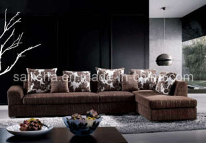 Fabric Sofa (N02#) pictures & photos