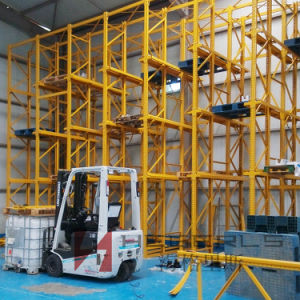Simple Structure Drive Through Rack System pictures & photos