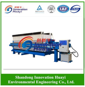 Mining Machinery, Plate and Frame Filter Press Machine pictures & photos