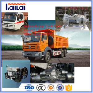 Beiben Dump Truck Parts for The Heavy Duty Truck with Benz Technology pictures & photos