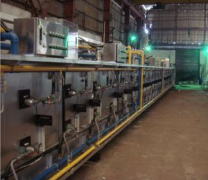 Central Heating Tunnel Oven for Bread Production Factory pictures & photos