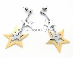 Stainless Steel Jewelry-Fashion Earring (DE104)
