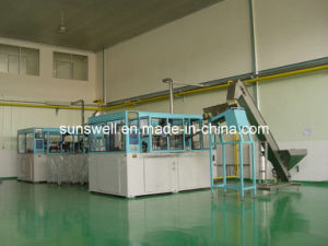 BM-60 6 Cavity Fully Automatic Linear Blow Molding Machine pictures & photos