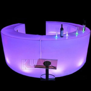 Cordless, Waterproof, Rechargeable Glow Light up Modern Green LED Furniture pictures & photos