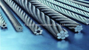 304, 316 Stainless Steel Wire Rope pictures & photos