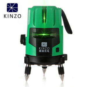 Layout Tool Optical Instrument Modular Laser Level 4V1h Green Lines pictures & photos
