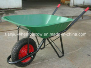 Wheelbarrow for Chile Market Wb6402 pictures & photos