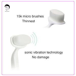 Pobling Face Brush Eletrical Facial Cleansing Korea Pobling Pore Sonic Cleanser Topsale pictures & photos