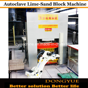 100 Million Sand Lime Block Machine in Burma pictures & photos