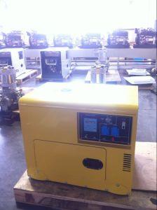 3-10kVA Hot Sale Generator / 5kw Silent Diesel Generator (CE, BV, ISO9001) pictures & photos