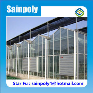 Good Quality Large Agricultural Glass Greenhouses pictures & photos