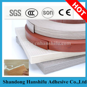 Environmentally Friendly White Latex Adhesive for PVC Edge Banding pictures & photos