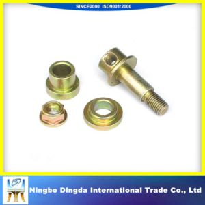 CNC Machining/CNC Lathing/CNC Turning Brass Part pictures & photos