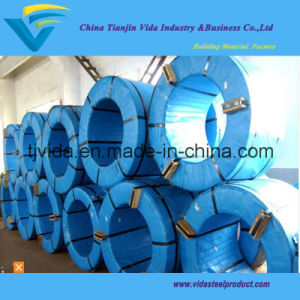 Zinc Aluminimum Alloy Coated Strand Wire pictures & photos