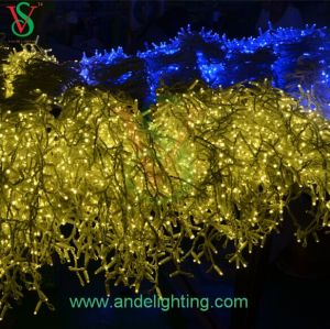 LED Icicle Light String Fairy Light for Chirstmas Decoration pictures & photos