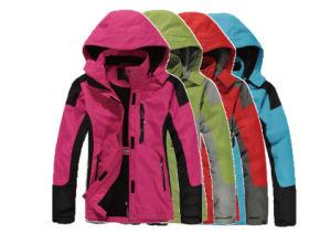 Fashion Hot Sale Long-Sleeve Outerwear Ladies Coat Women Fashion Apparel pictures & photos