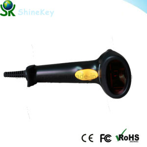 Economic Laser Barcode Scanner Handheld (SK 9800BH) pictures & photos