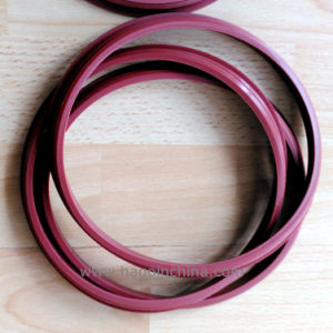 100% Food Grade Atoxic Silicone Rubber Seal Ring pictures & photos