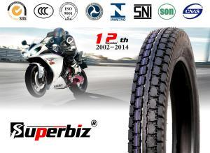 High Quality Motorcycle Tyre (3.75-19) pictures & photos