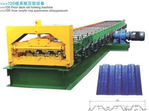 Floor Deck Roll Forming Machine (XH720)