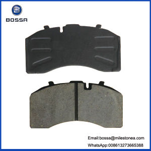 Disc Brake Pads for Mercedes Benz Truck Parts Wva29158 pictures & photos