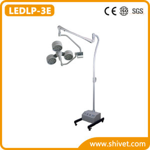 Veterinary Emergency Shadowless Operating Lamp (Mobile) (LEDLP-3E) pictures & photos