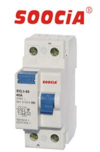 Sxl1 (F370) -2p RCCB Electromagnetic Residual Current Circuit Breaker