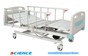 Luxurious Electric Hospital Bed with Three Functions pictures & photos