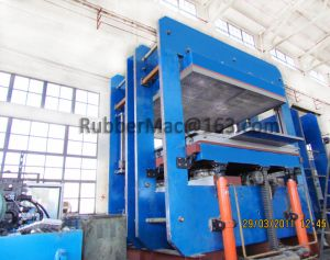1800 T Xlb-Dq 2000X2000X1 Rubber Platen Vulcanizer Press (ISO/CE) pictures & photos