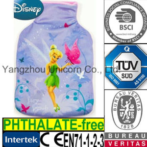 CE Flower Fairy Hot Water Bottle Cover