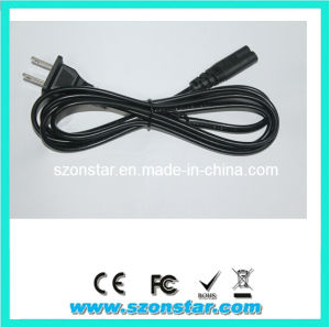 Us Power Cord AC Cord 2pin for Laptop