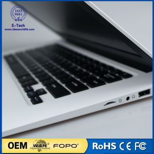 14.1 Inch Quad Core Win10 Business Notebook PC pictures & photos