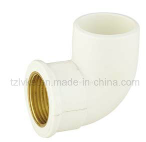 PVC Female 90 Deg Elbow with Cooper (F*S, SCH40) pictures & photos