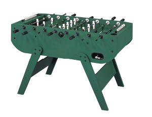 Green Soccer Table