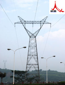 Low Voltage & High Voltage Angle Steel Towers pictures & photos