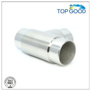 Stainless Steel T Shape Three Way Tube Connector (52031) pictures & photos