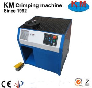Computer Controlled Hydraulic Ferrule Crimping Machine pictures & photos